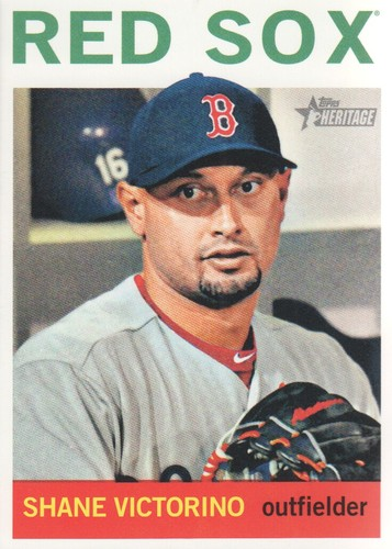 Photo of 2013 Topps Heritage #314 Shane Victorino