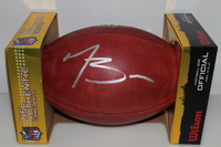 NFL - BENGALS TYLER BOYD SIGNED AUTHENTIC FOOTBALL