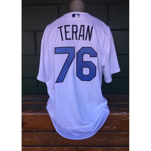 Cardinals Authentics: Kleininger Teran Game Worn Father's Day Jersey