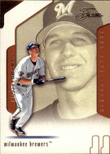 Photo of 2002 Flair #69 Richie Sexson