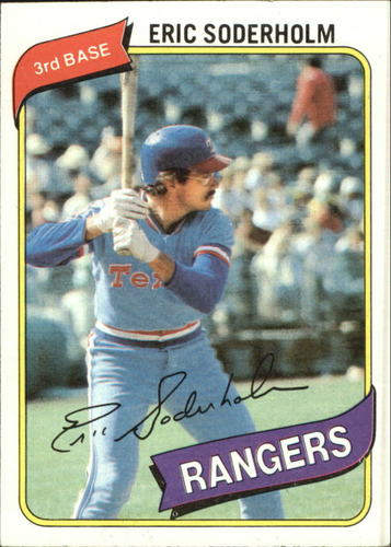 Photo of 1980 Topps #441 Eric Soderholm