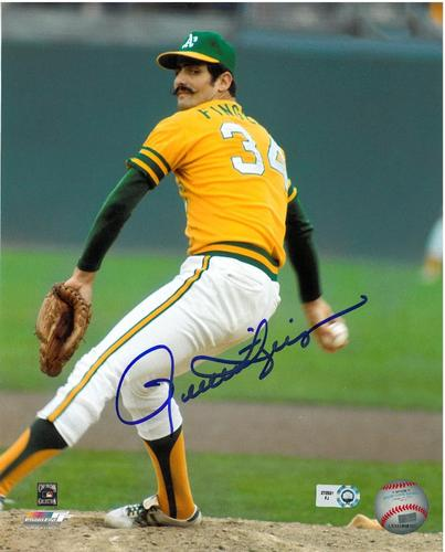 Photo of Rollie Fingers Autographed 8x10