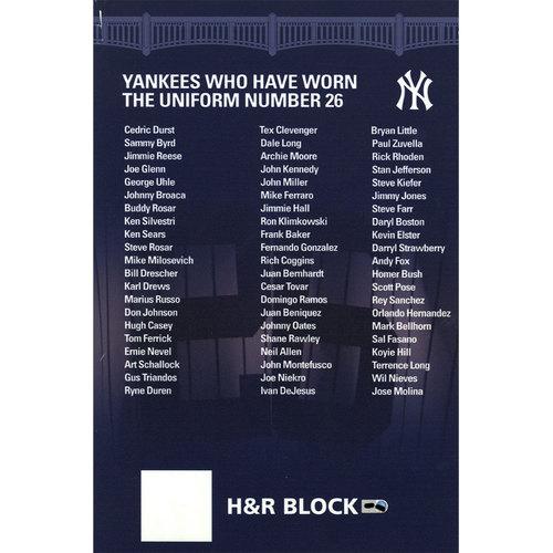 Photo of Yankee Stadium Suite Level Sign #26