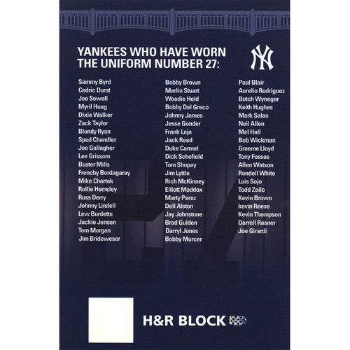 Photo of Yankee Stadium Suite Level Sign #27