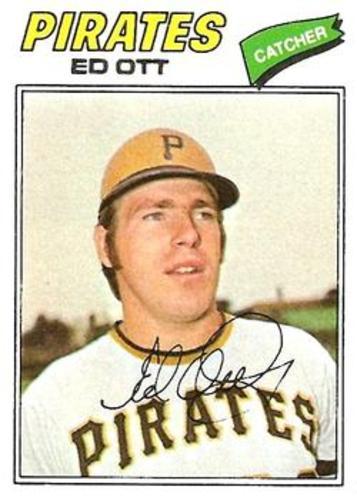 Photo of 1977 Topps #197 Ed Ott