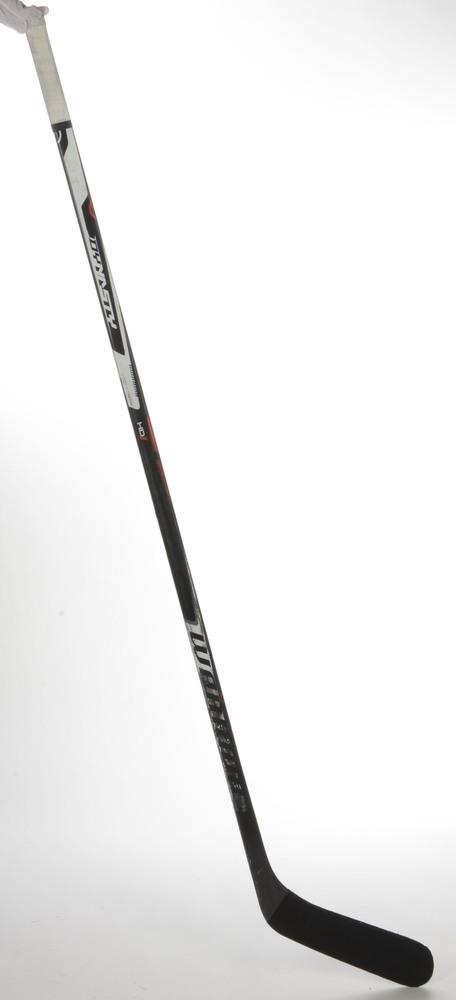 Valtteri Filppula Philadelphia Flyers Team Finland World Cup of Hockey 2016 Tournament-Used Warrior Dynasty HD1 Hockey Stick