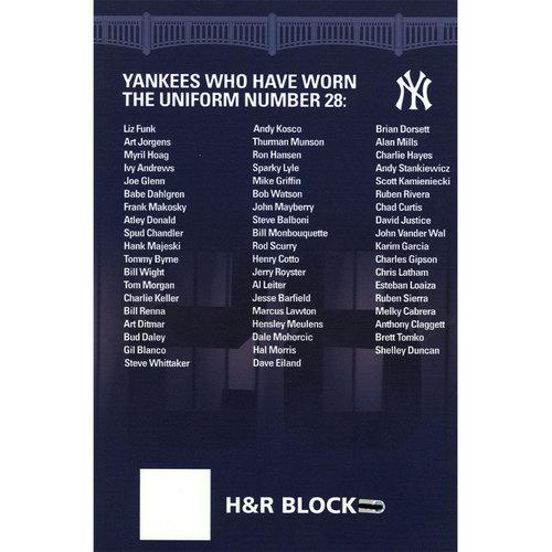 Photo of Yankee Stadium Suite Level Sign #28