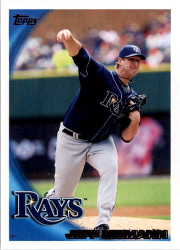 Photo of 2010 Topps #158 Jeff Niemann