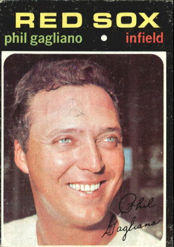 Photo of 1971 Topps #302 Phil Gagliano