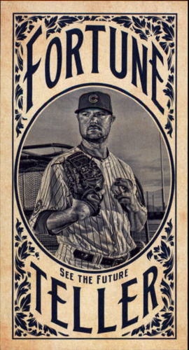 Photo of 2017 Topps Gypsy Queen Fortune Teller Mini #FTJL Jon Lester