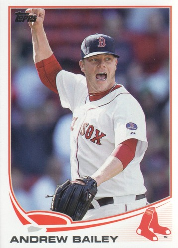 Photo of 2013 Topps Update #US107 Andrew Bailey