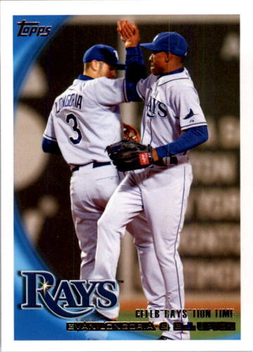 Photo of 2010 Topps #636 Evan Longoria/B.J. Upton