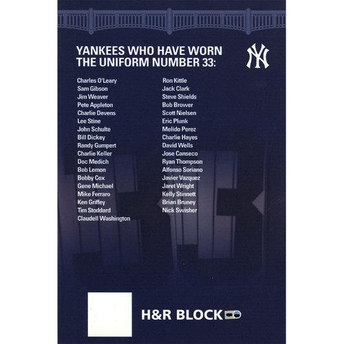 Photo of Yankee Stadium Suite Level Sign #33