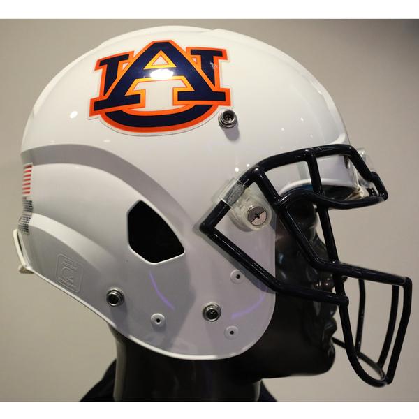 Auburn Autographed Full-Size Football Helmet