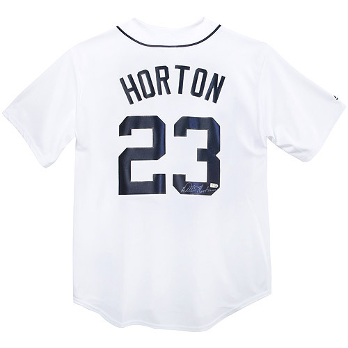 Photo of Detroit Tigers Willie Horton Autographed Jersey