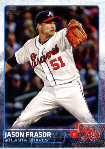 Photo of 2015 Topps Update #US118 Jason Frasor