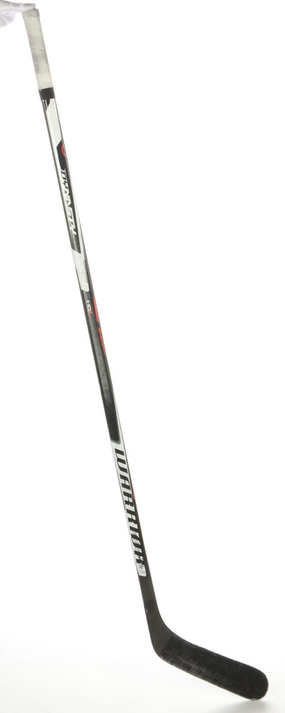 Valtteri Filppula Philadelphia Flyers Team Finland World Cup of Hockey 2016 Tournament-Used Warrior Dynasty HD1 Hockey Stick