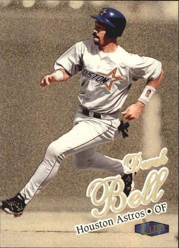 Photo of 1998 Ultra Gold Medallion #184 Derek Bell