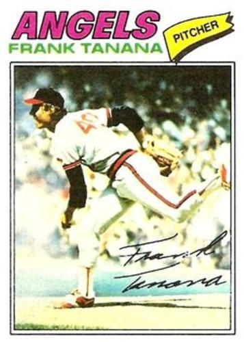 Photo of 1977 Topps #200 Frank Tanana