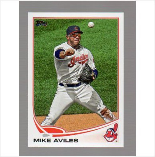 Photo of 2013 Topps #397 Mike Aviles