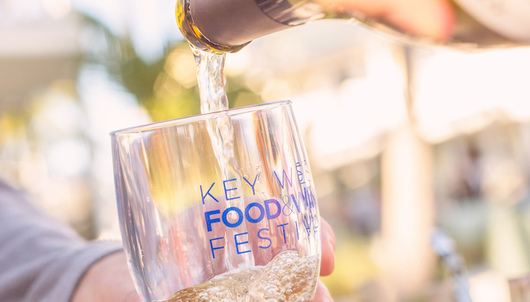 KEY WEST FOOD & WINE FESTIVAL WITH VIP PASSES - PACKAGE 1 OF 4