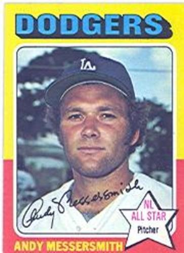 Photo of 1975 Topps #440 Andy Messersmith