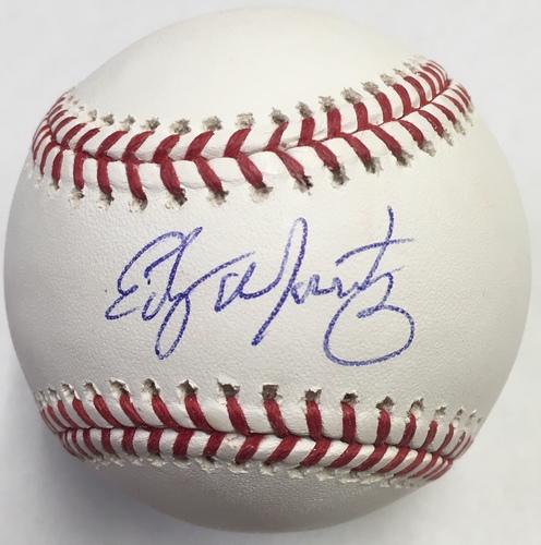Brett Gardner Autographed Blonde Louisville Slugger Bat
