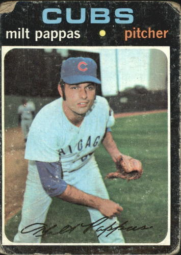 Photo of 1971 Topps #441 Milt Pappas