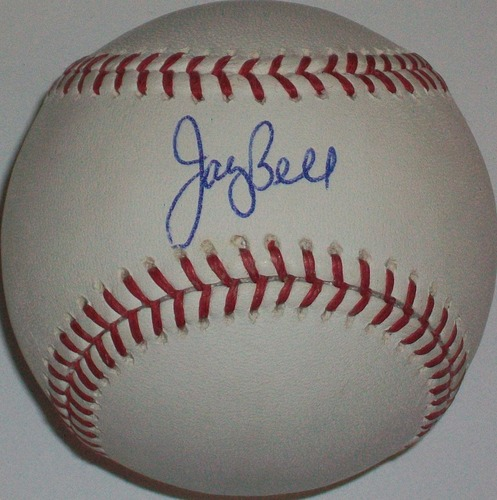 Photo of Jay Bell Autographed Baseball