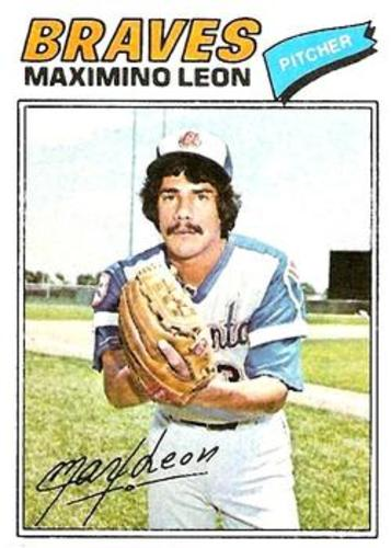 Photo of 1977 Topps #213 Maximino Leon
