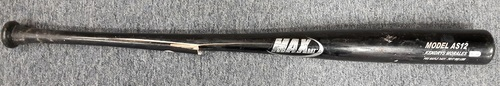 Photo of Authenticated Game Used Bat - #8 Kendrys Morales