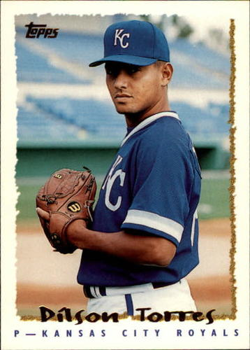 Photo of 1995 Topps Traded #103T Dilson Torres RC