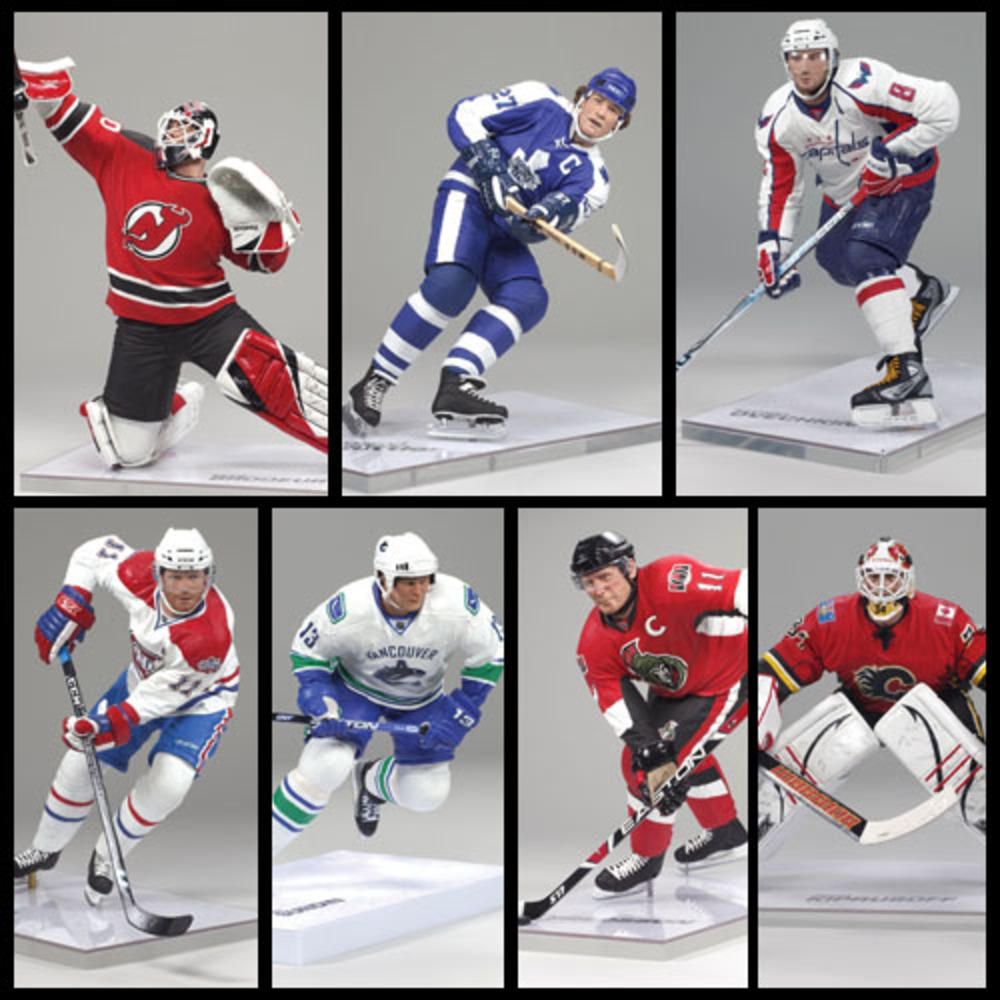 Complete McFarlane NHL Series 22 Set