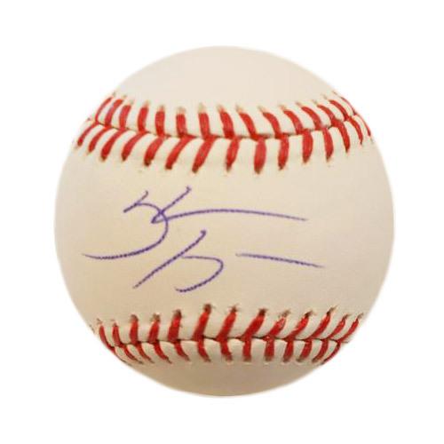 Photo of Shane Greene Autographed Baseball