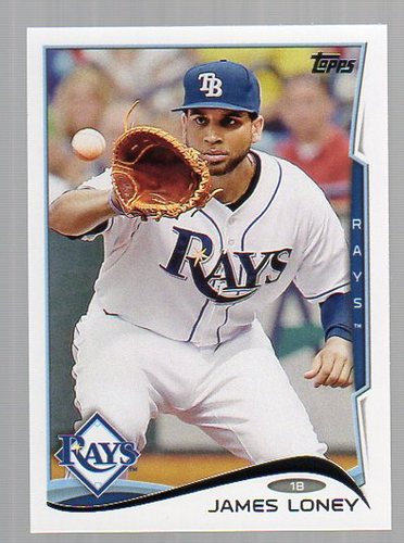 Photo of 2014 Topps #328 James Loney