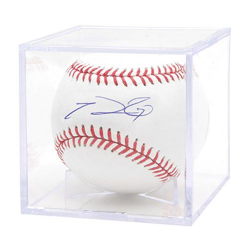 Texas Rangers Prince Fielder Autographed Baseball