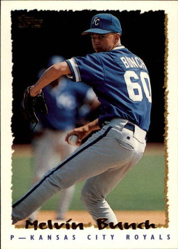 Photo of 1995 Topps Traded #104T Melvin Bunch RC
