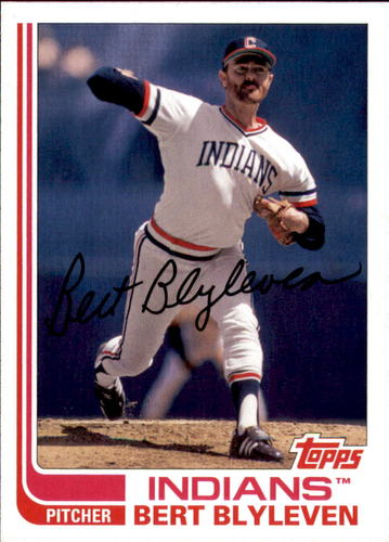 Photo of 2017 Topps Archives #104 Bert Blyleven