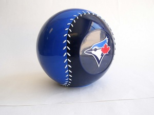 Toronto Blue Jays Baseball Bank by KDI Group