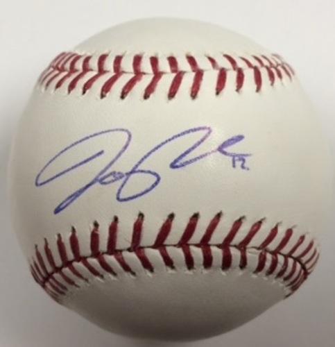 Photo of Joe Panik Autographed Baseball