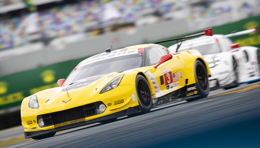 ROLEX 24 AT DAYTONA® + GATORADE VICTORY LANE ACCESS & HOT LAP RIDE - PACKAGE 1 OF 4