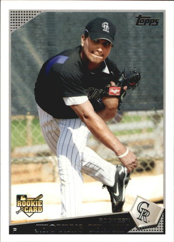 Photo of 2009 Topps Update #UH66 Jhoulys Chacin RC