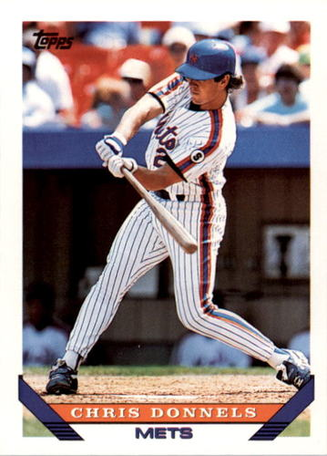 Photo of 1993 Topps #238 Chris Donnels