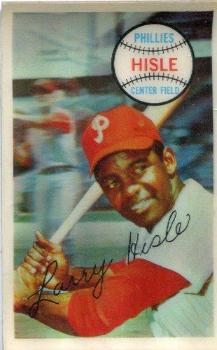 Photo of 1970 Kellogg's #45 Larry Hisle