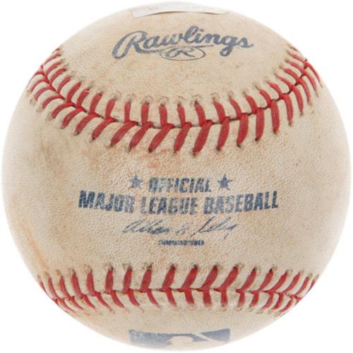 Photo of Ryan Schimpf 2 Run Homerun Baseball