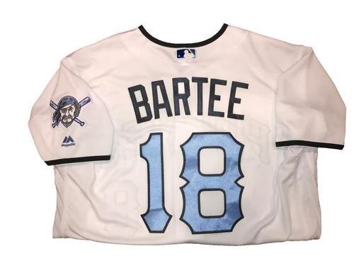 Photo of Kimera Bartee Game-Used Father's Day Weekend Jersey - Worn on 6/17 & 6/18