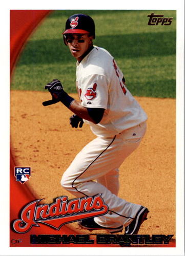 Photo of 2010 Topps #270 Michael Brantley RC