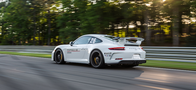 EXPERIENCE OF A LIFETIME AT THE PORSCHE SPORT DRIVING SCHOOL