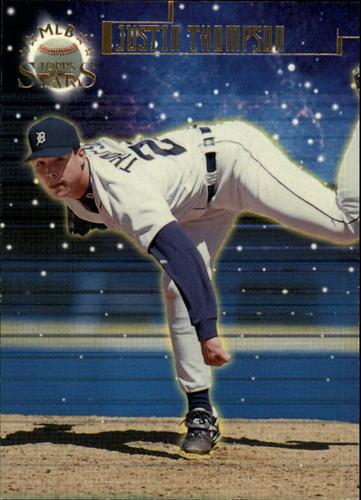 Photo of 1998 Topps Stars Gold #110 Justin Thompson