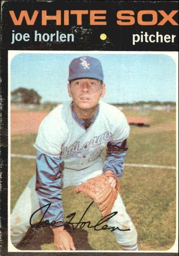 Photo of 1971 Topps #345 Joel Horlen